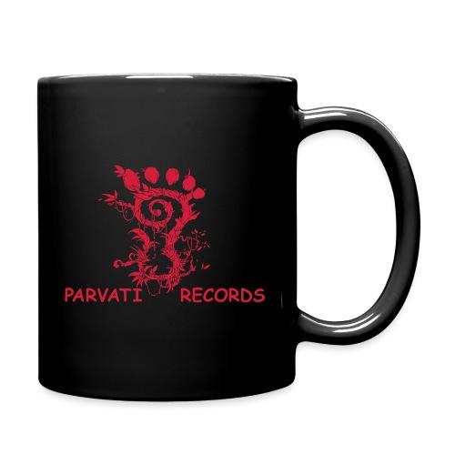 Parvati Records FootMoss logo - Full Colour Mug