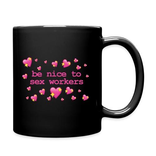 benicetosexworkers - Full Colour Mug