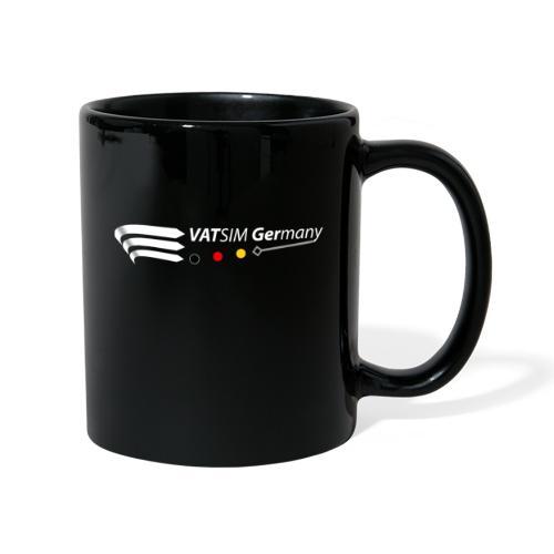 VATGer Logo White - Tasse einfarbig