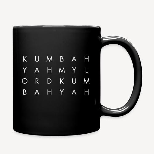 KUM BAH YAH - Full Colour Mug