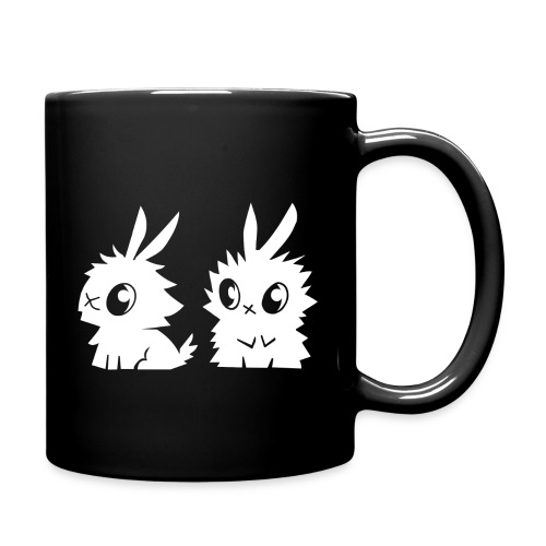 Les petits lapins - Mug uni