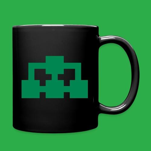 BiG Network ikon grön - Enfärgad mugg