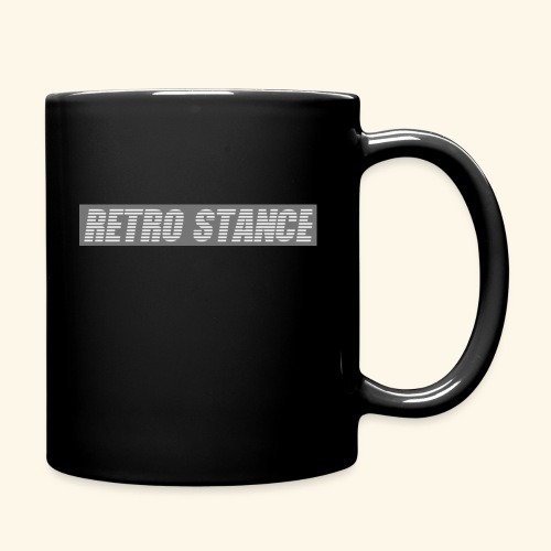 Retro Stance - Full Colour Mug