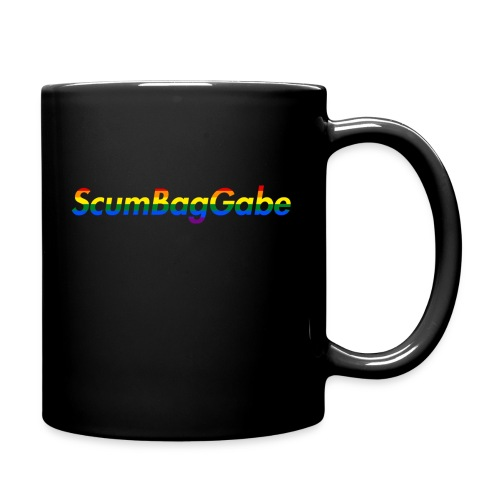 ScumBagGabe Multi Logo XL - Full Colour Mug