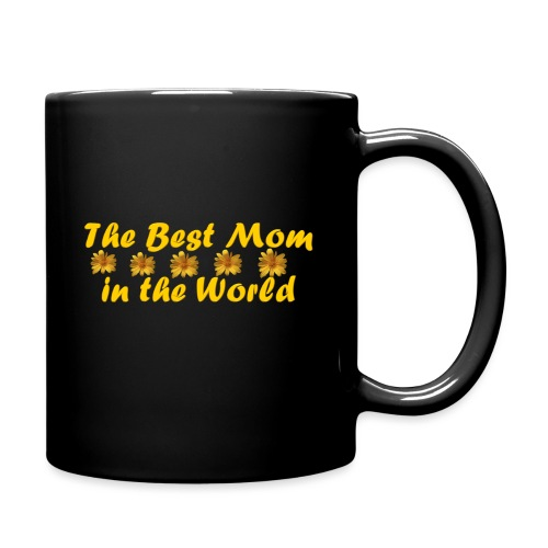 The best Mom in the World - Full Colour Mug