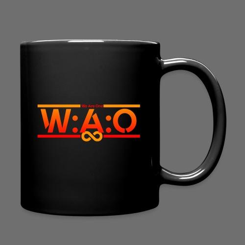 W:A:O We Are One - Tasse einfarbig