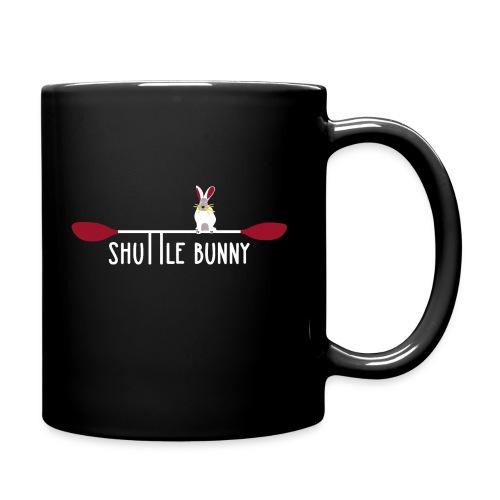 Shuttle Bunny für den Autofahrer der Paddelcrew - Tasse einfarbig