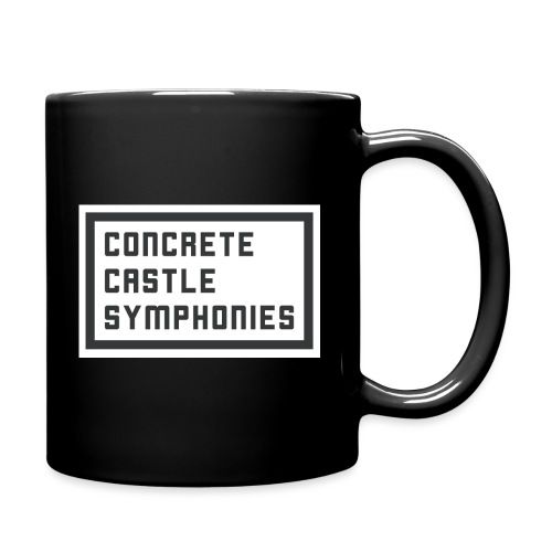 Concrete Castle Symphonies - Tasse einfarbig