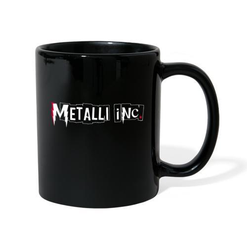 Metalli inc./skeletonlogo - Yksivärinen muki