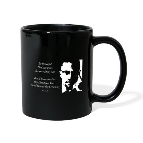 Malcolm X [#1] - Full Colour Mug