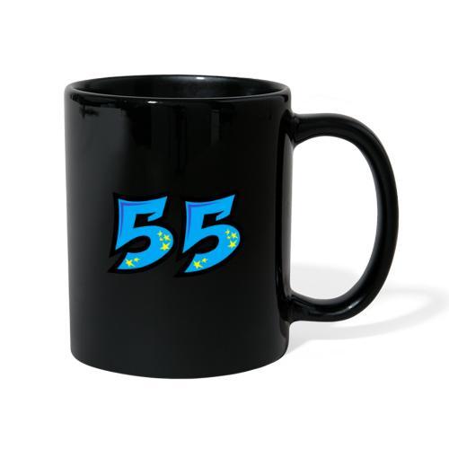 graf55blue - Yksivärinen muki