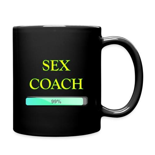 sex coach - Mug uni