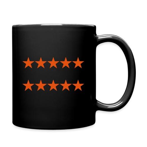 ratingstars - Yksivärinen muki