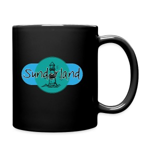Sunderland Lighthouse Logo! - Full Colour Mug