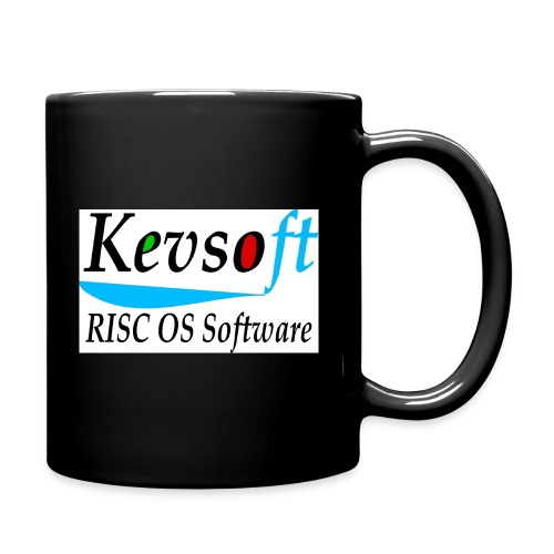 kevsoft1 - Full Colour Mug