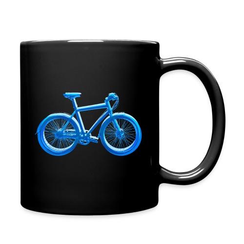 Fahrrad Bike Outdoor Fun Radsport Radtour Freiheit - Full Colour Mug