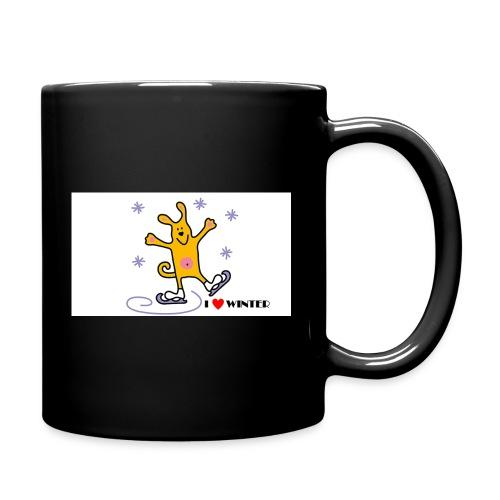 I_LOVE_WINTER - Mug uni