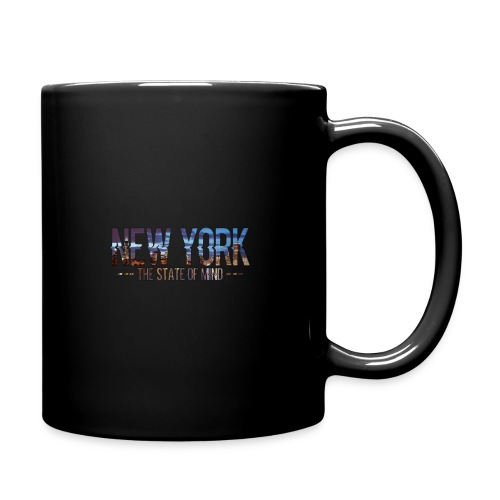 New York - The state of Mind 2 - Tasse einfarbig