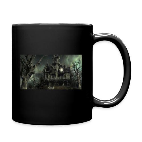 Casa embrujada - Taza de un color