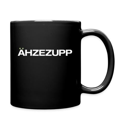 ähzezupp - Erbsensuppe - Tasse einfarbig