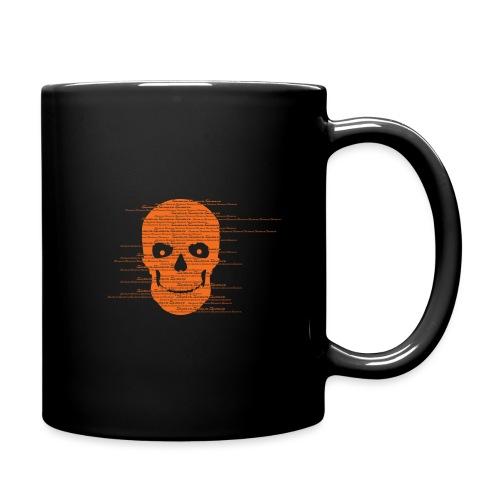 Silverline Skull - Tasse einfarbig