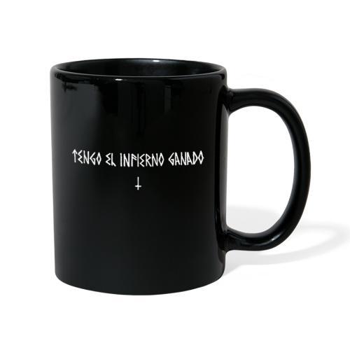 AjusxtTRANSPAinfiernoganadoBlackSeriesslHotDesign - Full Colour Mug