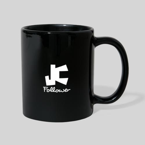 JC Follower - Nachfolger Jesu Christi - Tasse einfarbig