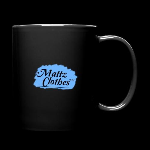 Mattz logo - Enfärgad mugg