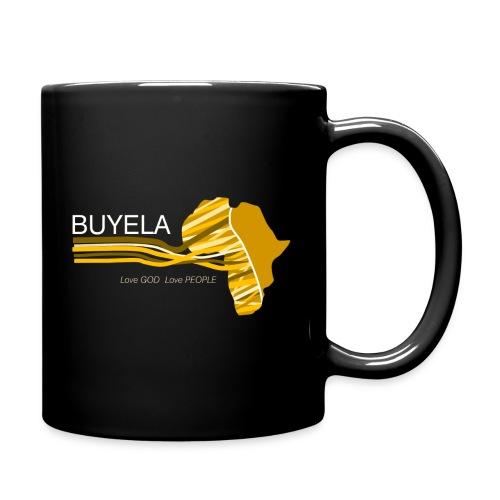 Buyela Africa loops - Tasse einfarbig