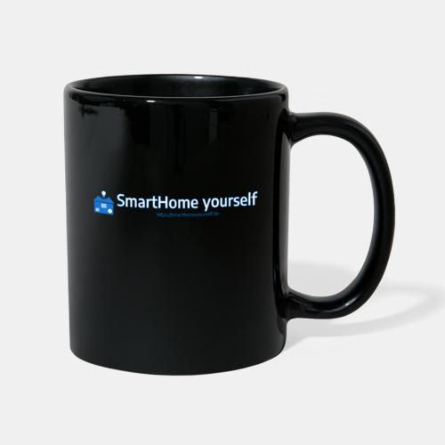 SmarthomeYourself Logo - Tasse einfarbig