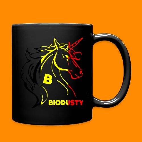 belgian biodusty unicorn hoodie unisex - Mok uni