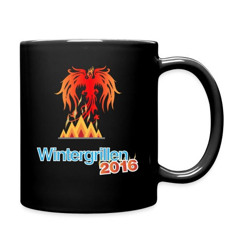WG Logo 16 01 SdV space png - Tasse einfarbig