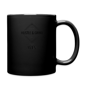 HUSTLE - Full Colour Mug
