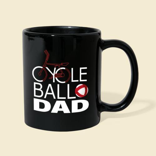 Radball   Cycle Ball Dad - Tasse einfarbig