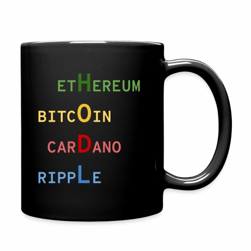 HODL color - Mug uni