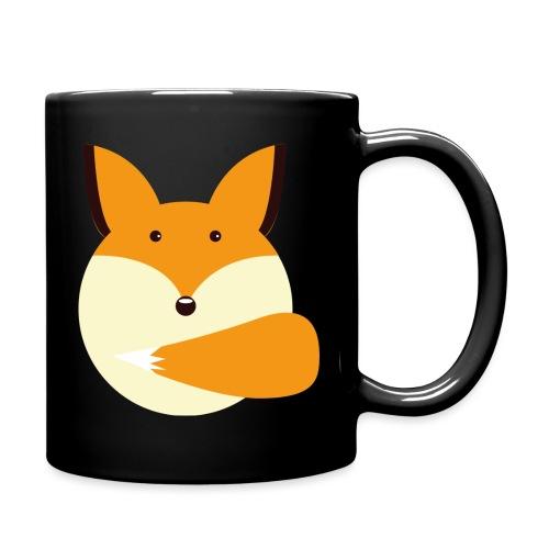 Fuchs Norbi - Tasse einfarbig