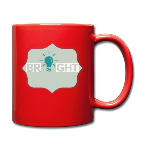 bright - Full Colour Mug