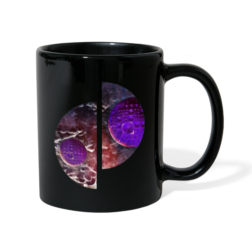 Violet moons - Full Colour Mug