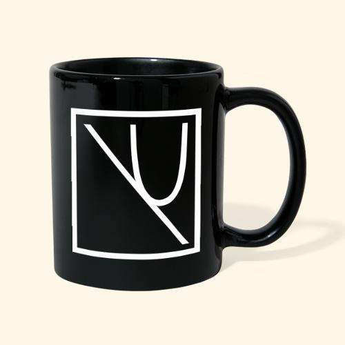 Logo - Ensfarget kopp