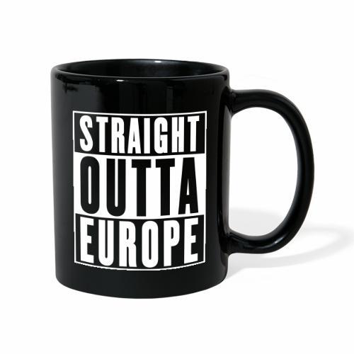 Straight Outta Europe - Full Colour Mug