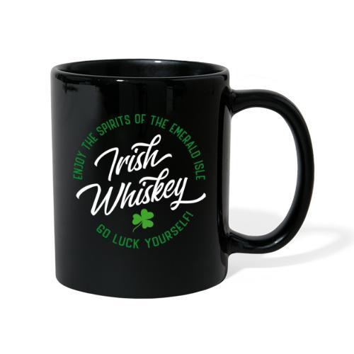 Irish Whiskey 04 - Tasse einfarbig
