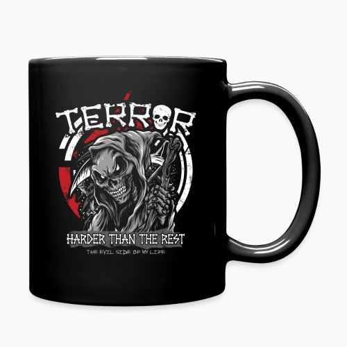 Terror - Harder Than The Rest - Full Colour Mug