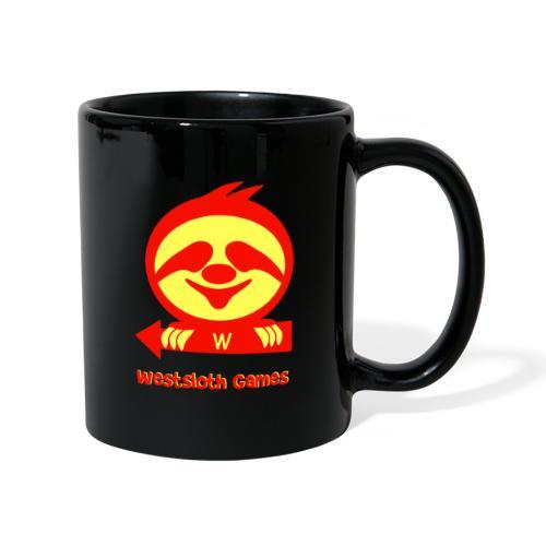 WestSloth Games Logo - Yksivärinen muki
