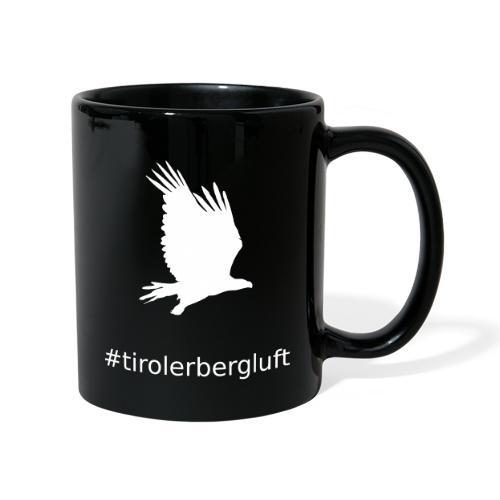 #tirolerbergluft - Tasse einfarbig