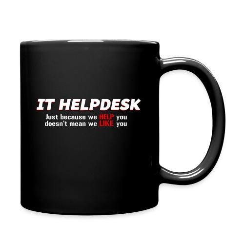 I.T. HelpDesk - Full Colour Mug