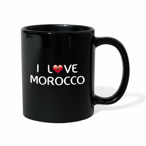 i_love_morocco - Full Colour Mug