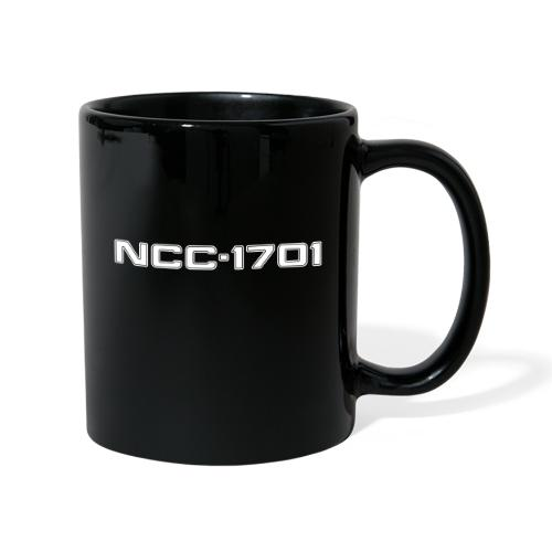 NCC-1701 White - Full Colour Mug