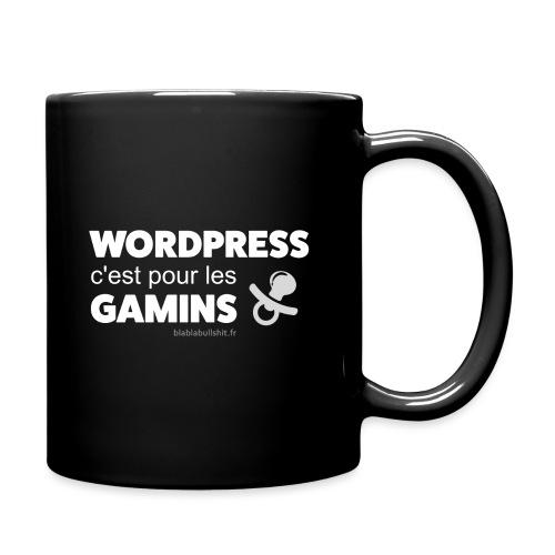 WP c'est pour les gamins - Mug uni