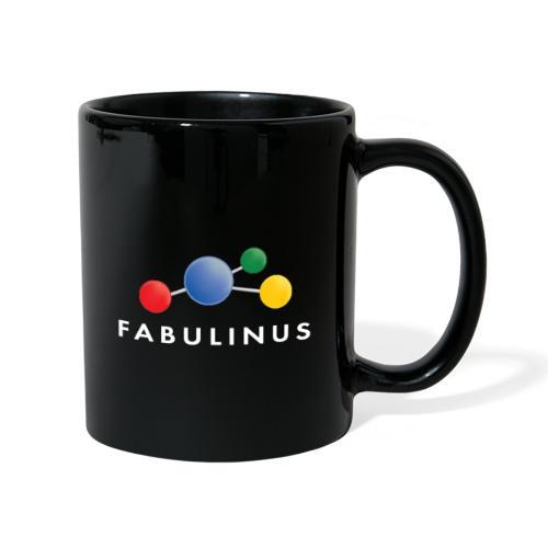 Fabulinus logo dubbelzijdig - Mok uni