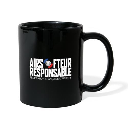 Airsofteur Responsable - Mug uni